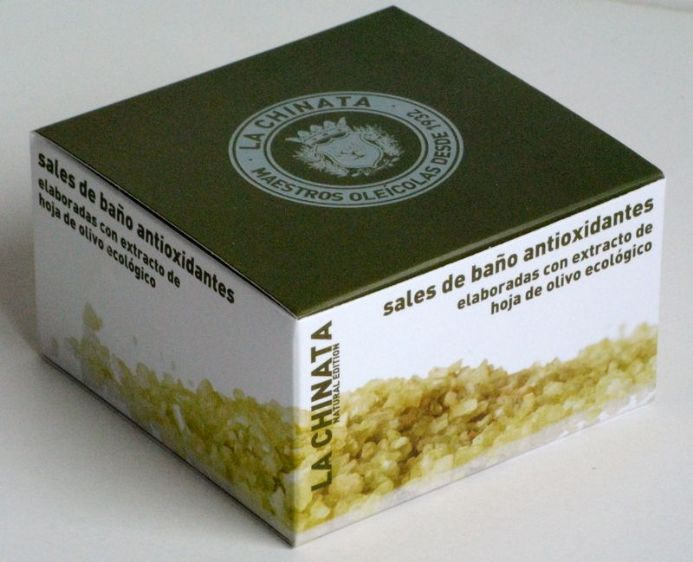 La Chinata Antioxidant Bath Salt